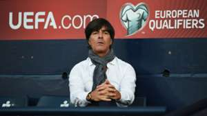 Joachim Löw Low Germany Deutschland European Qualifiers agains Scotland 07092015