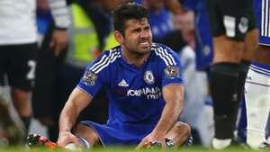 Diego Costa FC Chelsea FC Everton 01162016