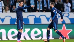 Nacho Fernandez Cristiano Ronaldo Real Madrid 09302015