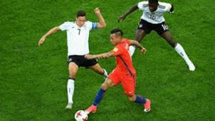 Vargas Draxler Germany Chile Confed Cup 020717