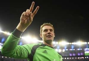 MANUEL NEUER GERMANY 2014 WORLD CUP FINAL 07132014