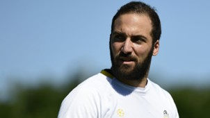 Gonzalo Higuain Juventus 08052017