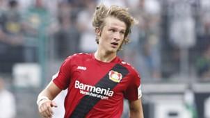 Tim Jedvaj Bayer Leverkusen Bundesliga 27082016