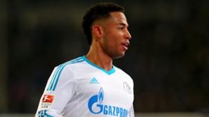 Dennis Aogo Schalke 04 Arminia Bielefeld 01182016
