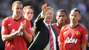 Sir Alex Ferguson 05192013