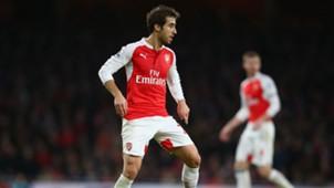 Mathieu Flamini FC Arsenal 05122015