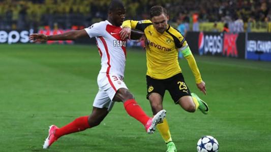Marcel Schmelzer Borussia Dortmund Champions League 041217