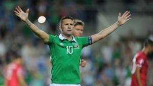 Robbie Keane Gibraltar Irland EURO 2016 Qualifikation 09.04.2015