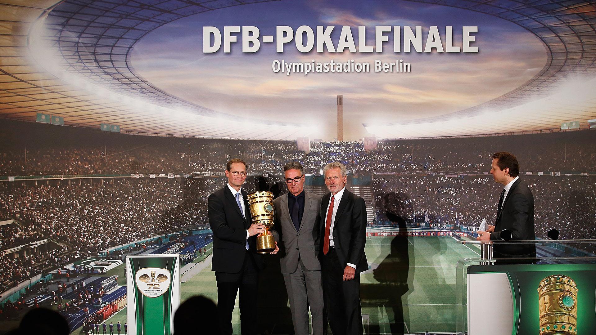 Dfb Pokal Auslosung Alle Informationen Zu Livestream Und Tv Goalcom