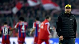 Jürgen Klopp Borussia Dortmund Bayern München Bundesliga 04052015
