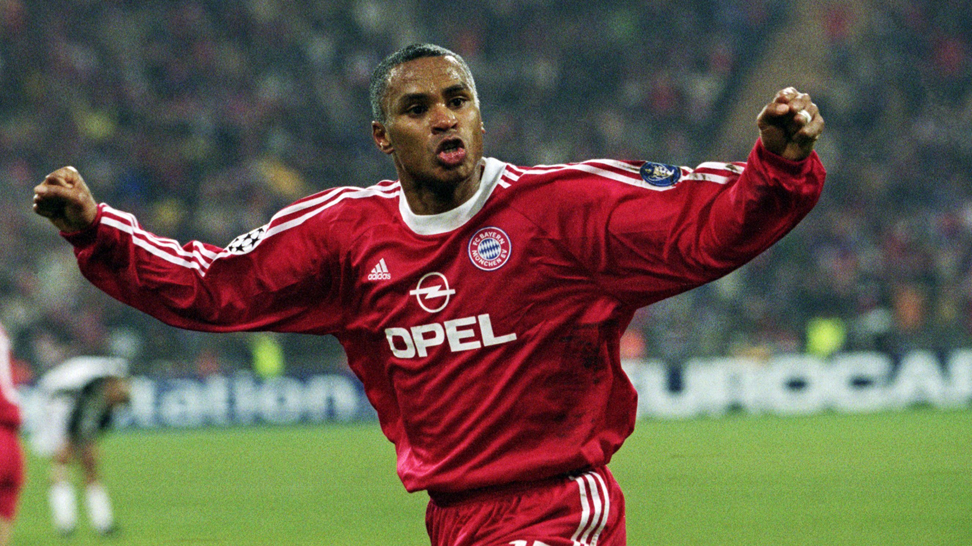 Paulo Sergio Bayern München 11202001