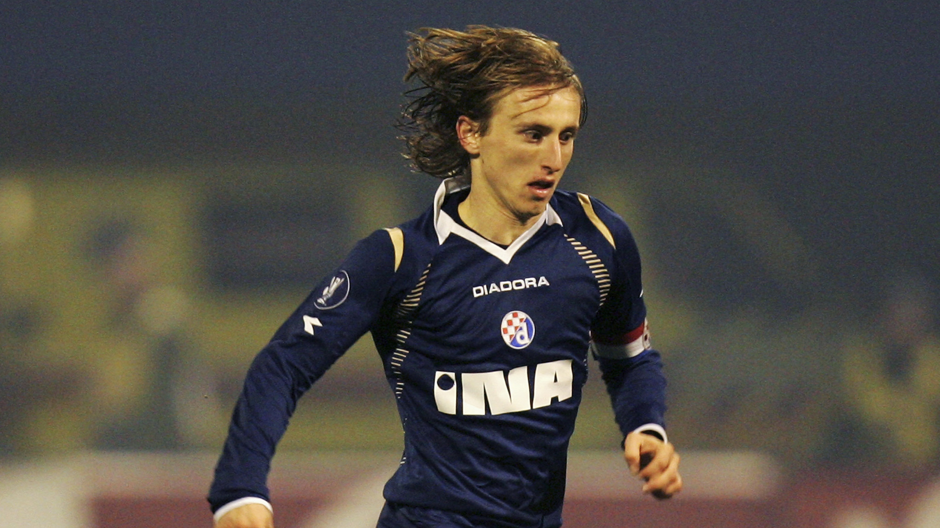 Luca Modric Dinamo Zagreb UEFA Cup 12.05.2007