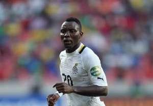 KWADWO ASAMOAH GHANA CAPE VERDE AFRICA CUP 020213