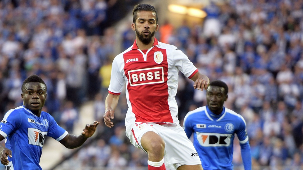 Mehdi Carcela scores as Standard Liege crumble at Krasnodar