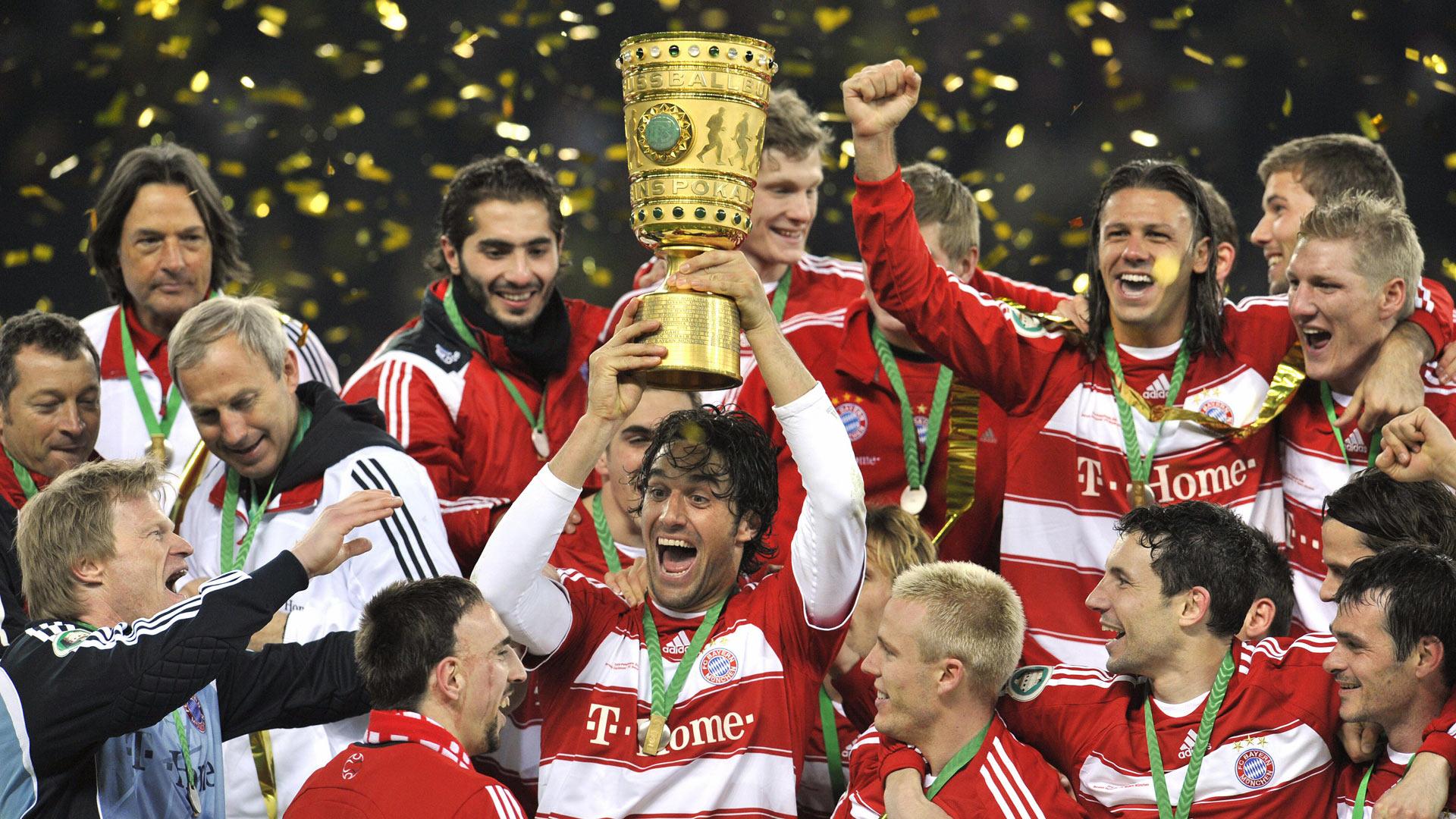 Fc Bayern Dfb Pokal