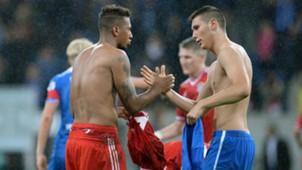 ONLY GERMANY // Niklas Süle Jerome Boateng FC Bayern TSG 1899 Hoffenheim