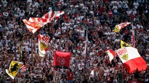 VfB Stuttgart Fans Bundesliga 09122015
