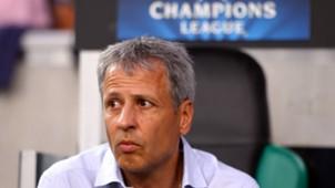 Lucien Favre Borussia Mochengladbach Kiev