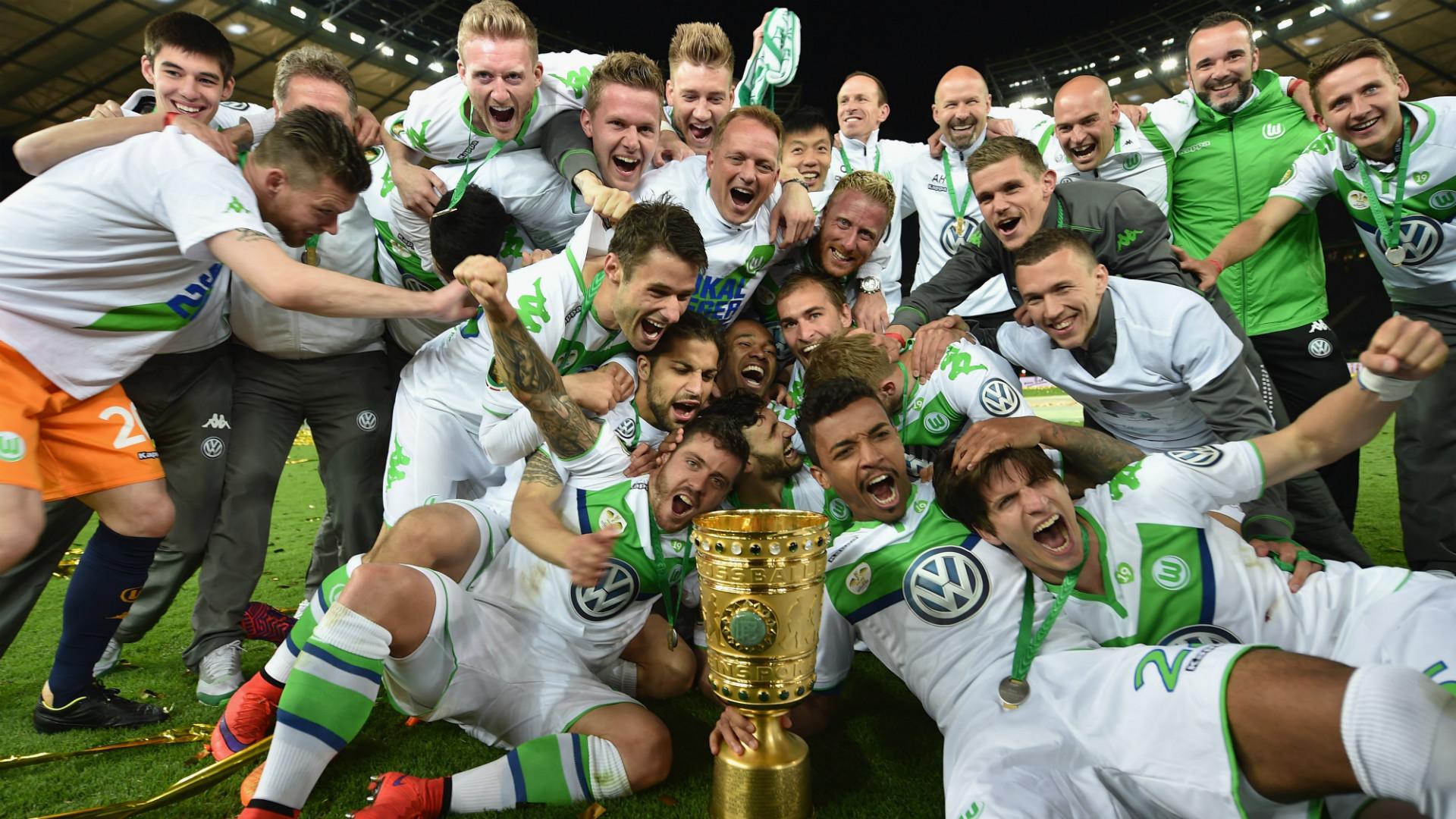 Dortmund Wolfsburg Pokal