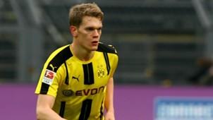 Matthias Ginter Borussia Dortmund 18022017
