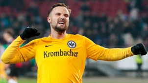 GERMANY ONLY: HARIS SEFEROVIC EINTRACHT FRANKFURT GERMAN CUP DFB POKAL 08022017