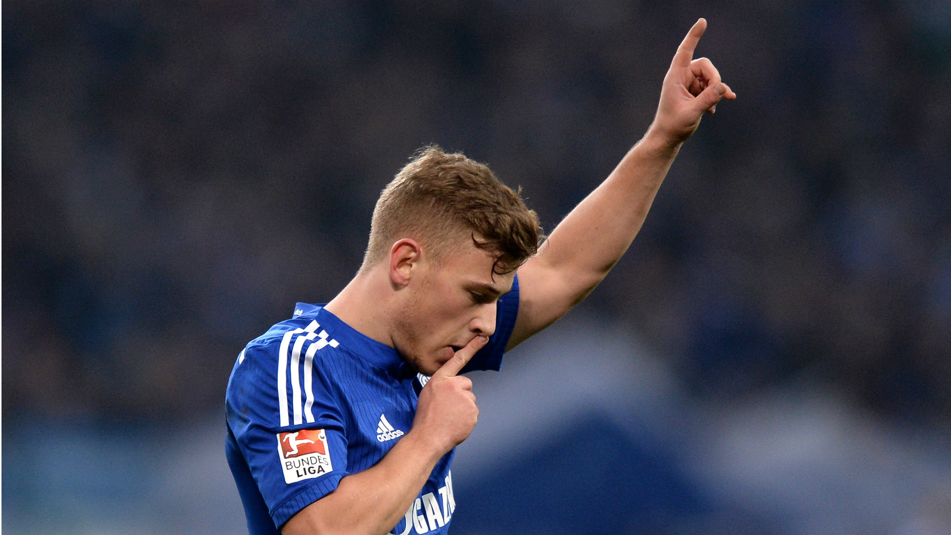 MAX MEYER SCHALKE GERMAN BUNDESLIGA 02212015