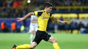 ONLY GERMANY Christian Pulisic Borussia Dortmund