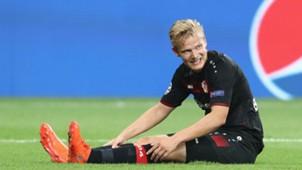 Joel Pohjanpalo Bayer Leverkusen 14092016