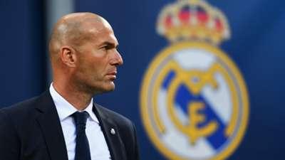 Zinedine Zidane Real Madrid 28052016