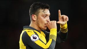 Mesut Özil Arsenal 17042017