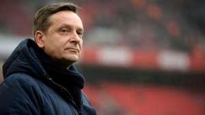 Horst Heldt Schalke 04 1. FC Koln Bundesliga 03052016