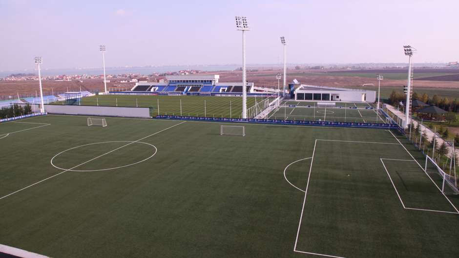 Gheorghe Hagi Academy FC Viitorul Rumänien