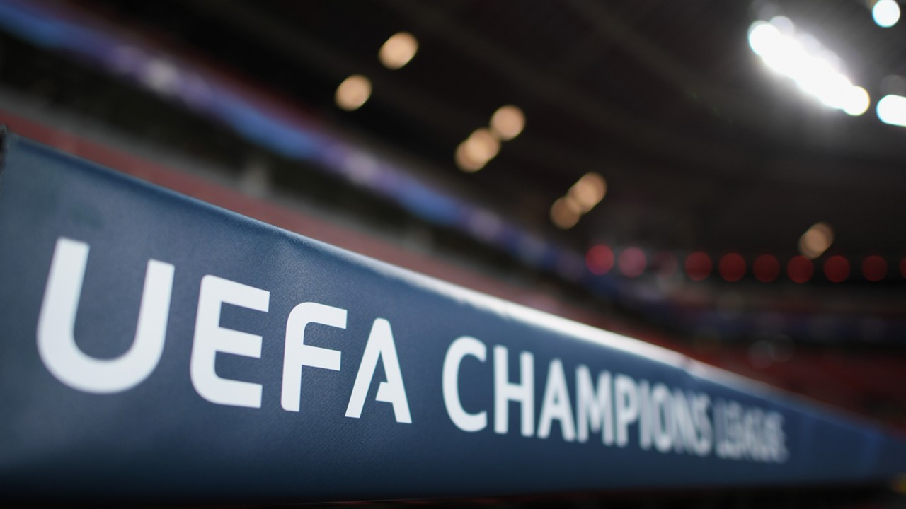 UEFA Champions League Logo 19102016