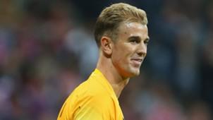 FC Bayern - Manchester City, Champions League, Joe Hart 17092014