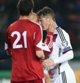 Bastian Schweinsteiger Georgia Germany 20150329