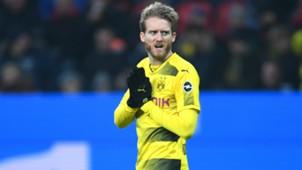 Andre Schürrle Borussia Dortmund 02122017
