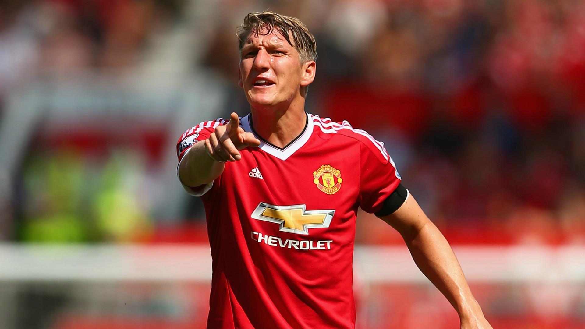 Bastian Schweinsteiger Manchester United Tottenham Hotspur 150808