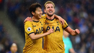 heung min son harry kane tottenham premier league 051817