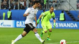 Lars Stindl Germany Confed Cup Chile 020717