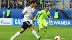 Lars Stindl Germany Confed Cup Chile 020717