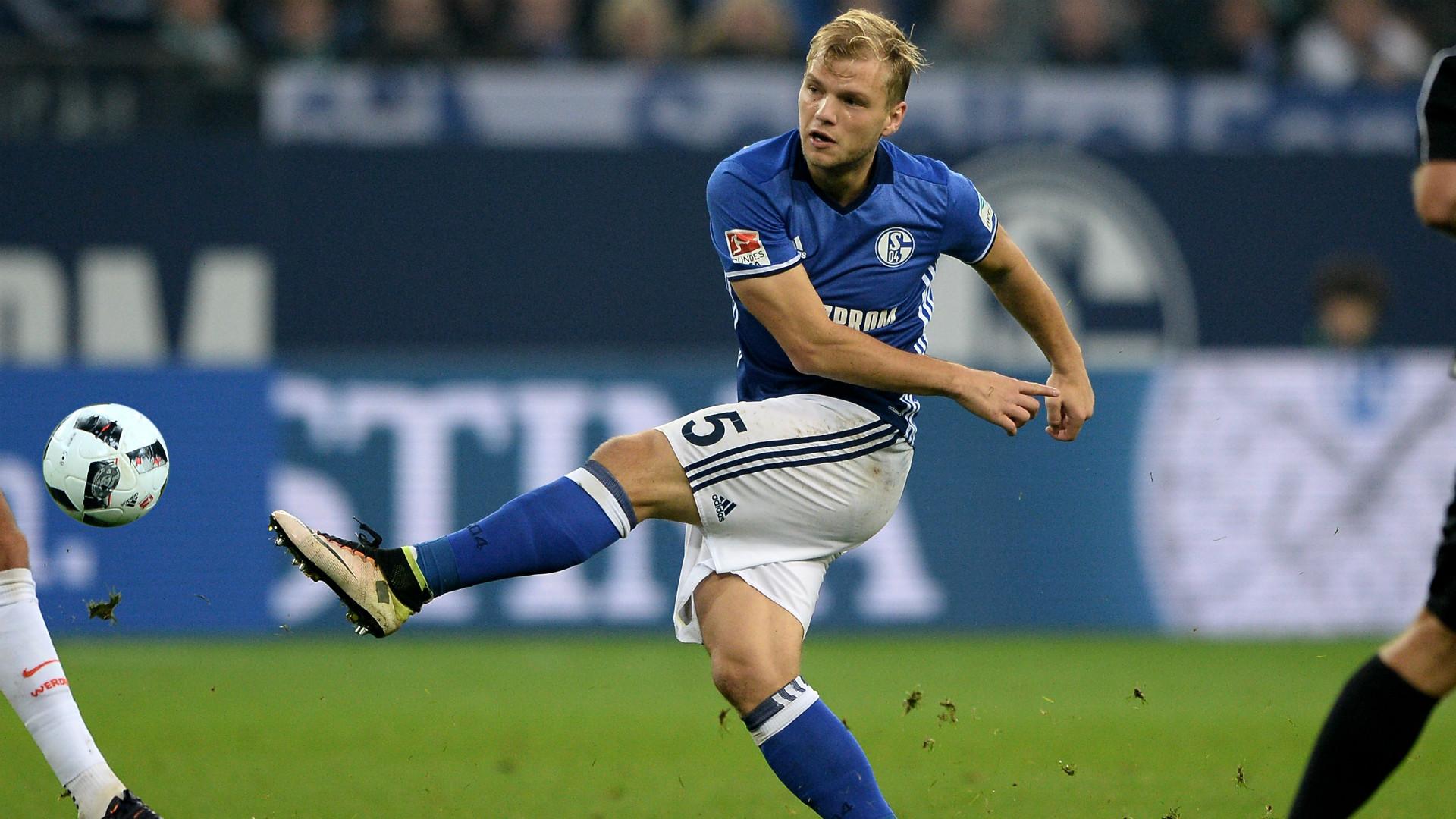 Johannes Geis Schalke 04 06112016