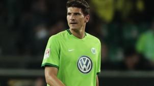 Mario Gomez VfL Wolfsburg Bundesliga 20092016