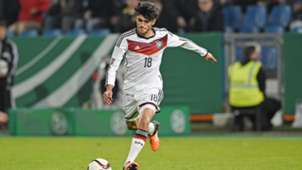 Mahmoud Dahoud Germany U20 11122015