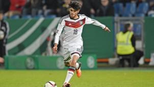 Mahmoud Dahoud Germany U20 11122015