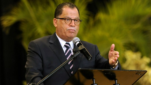 Danny Jordaan South Africa 28052015