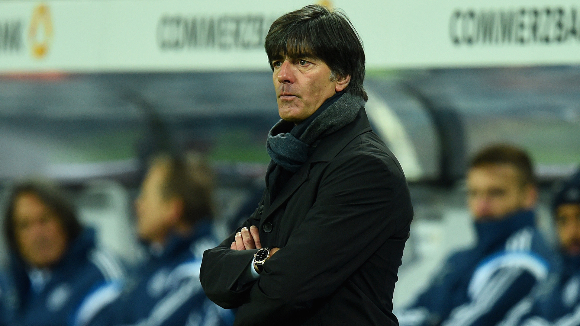 Joachim Loew DFB-Team EURO 2016 10112015