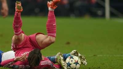 Gareth Bale FC Schalke 04 Real Madrid Champions League 02182015