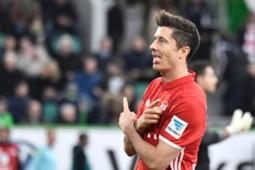 Lewandowski Bayern München