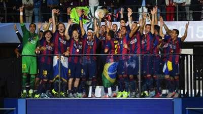 Juventus FC Barcelona UEFA Champions League Finale Berlin 06.06.2015
