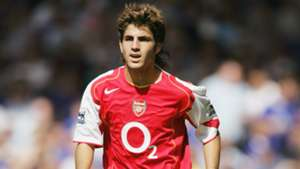 Cesc Fabregas, FC Arsenal
